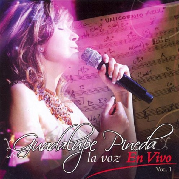 """""""La Voz en Vivo, vol. 1"""" - Guadalupe Pineda"""