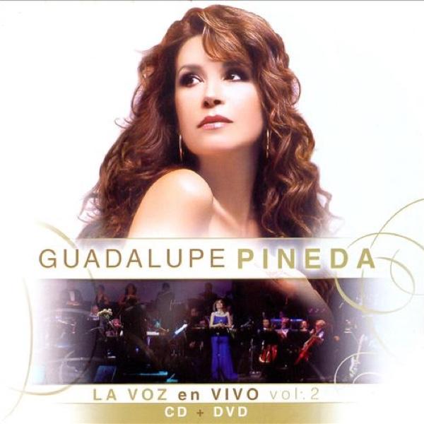 """""""La Voz en Vivo, vol. 2"""" - Guadalupe Pineda"""