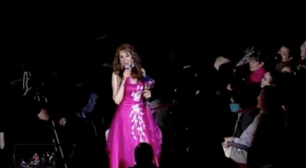 """""""Perdón"""" en el Auditorio Nacional"""